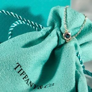 Tiffany & Co Color by the yard Ring aquamarine